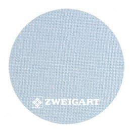 Murano 32 ct Zweigart Sky Blue/Light Blue (небесно-блакитний) 3984/503