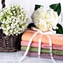 Murano 32 ct Zweigart Dusky Pink/Ash Rose (пепельно-розовый) 3984/403