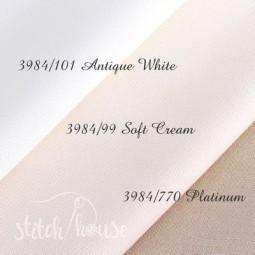 Murano 32 ct Zweigart Soft Cream (нежно-сливочный)