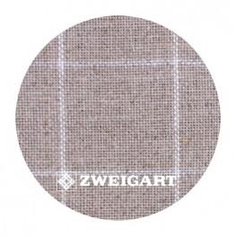 Belfast Carre Zweigart 32 ct (натуральный в белую клетку) 7666/3709
