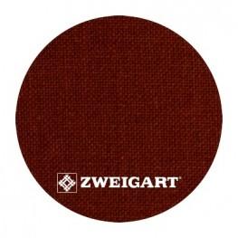 Belfast 32 ct Zweigart Dark Chocolate (темний шоколад) 3609/9024