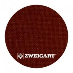 Belfast 32 ct Zweigart Dark Chocolate (темный шоколад) 3609/9024