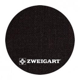 Belfast 32 ct Zweigart Charcoal Gray/Slate (угольно-серый) 3609/7026