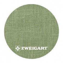 Belfast 32 ct Zweigart Dark Olive (темно-оливковий) 3609/6016