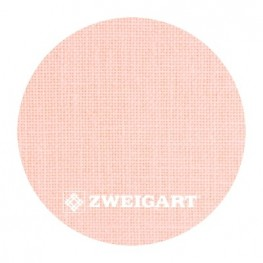 Belfast 32 ct Zweigart Shrimp (креветочный) 3609/4093