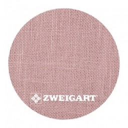 Belfast 32 ct Zweigart Antique Rose (античная роза) 3609/4053