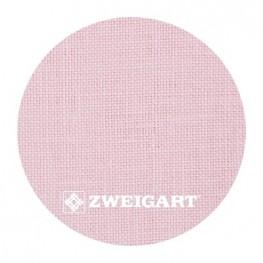 Belfast 32 ct Zweigart Baby Pink (ніжно-рожевий) 3609/4034