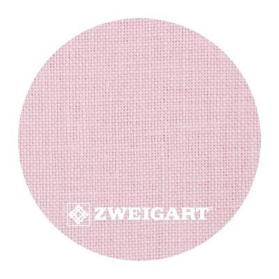Belfast 32 ct Zweigart Baby Pink (нежно-розовый) 3609/4034
