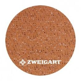 Belfast 32 ct Zweigart Copper Metallic (мідний із золотим люрексом) 3609/3131