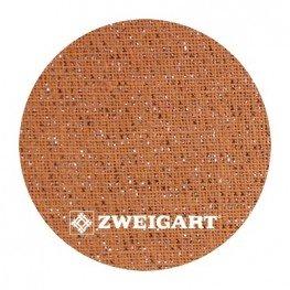 Belfast 32 ct Zweigart Copper Metallic (медный с золотым люрексом) 3609/3131