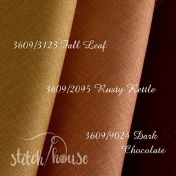 Belfast 32 ct Zweigart Rusty Kettle (іржавий чайник) 3609/2095