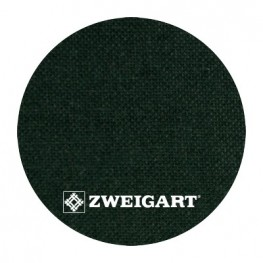 Belfast 32 ct Zweigart Teal Green (зелений чирок) 3609/626