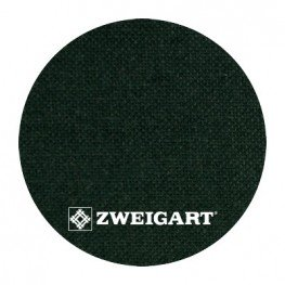 Belfast 32 ct Zweigart Teal Green (зеленый чирок) 3609/626