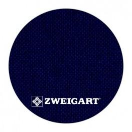 Belfast 32 ct Zweigart Navy (темно-синий) 3609/589