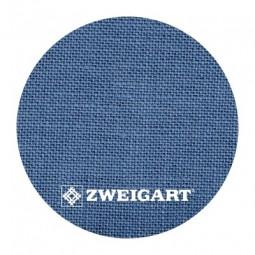 Belfast 32 ct Zweigart Blue Spruce/French Blue (блакитна ялина) 3609/578