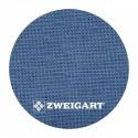 Belfast 32 ct Zweigart Blue Spruce/French Blue (голубая ель) 3609/578