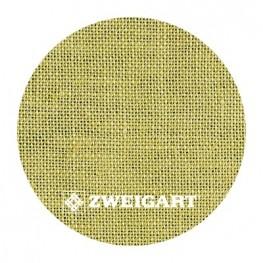 Belfast 32 ct Zweigart Willow Green (цвет зеленой ивы) 3609/346