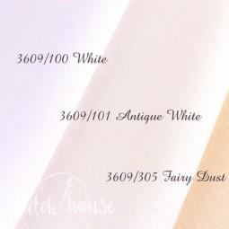 Belfast 32 ct Zweigart Antique White (молочний) 3609/101