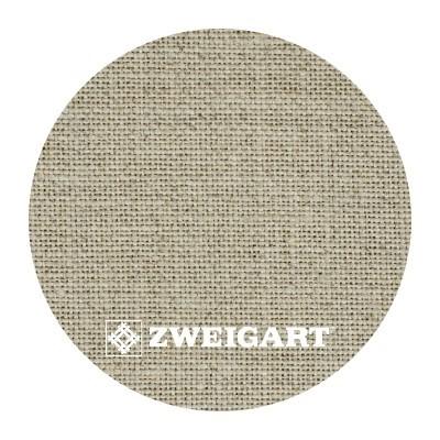 Belfast 32 ct Zweigart Raw Linen (цвет сырого льна) 3609/53