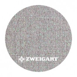 Belfast 32 ct Zweigart Raw Natural/Opalescent (льняной с люрексом) 3609/11