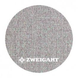 Belfast 32 ct Zweigart Raw Natural/Opalescent (льняной с люрексом) 3609/11