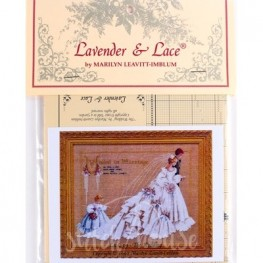 Схема The Wedding Lavender and Lace LL19