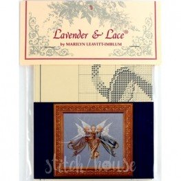 Схема Heavenly Gifts Lavender and Lace LL17