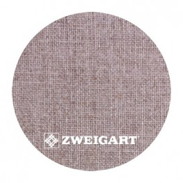 Edinburgh 36 ct Zweigart Raw Linen (цвет сырого льна) 3217/53