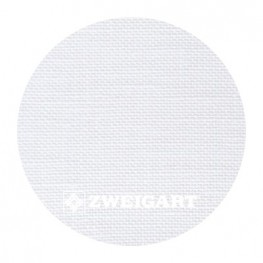 Edinburgh 36 ct Zweigart White (белый) 3217/100