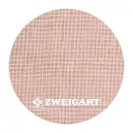 Edinburgh 36 ct Zweigart Light Mocha/Mushroom (світлий мокко) 3217/309