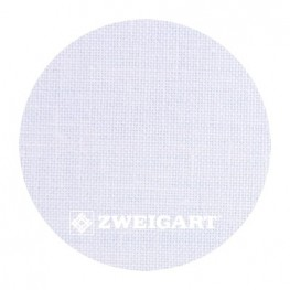 Edinburgh 36 ct Zweigart Ice Blue (голубой лед) 3217/550