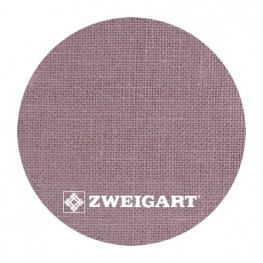 Edinburgh 36 ct Zweigart Nougat/Stone Grey (цвет нуги) 3217/3021