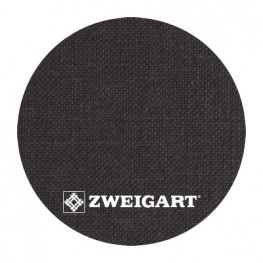 Edinburgh 36 ct Zweigart Charcoal Gray/Slate (угольно-серый) 3217/7026