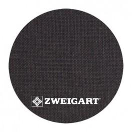 Edinburgh 36 ct Zweigart Charcoal Gray/Slate (вугільно-сірий) 3217/7026