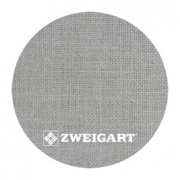 Edinburgh 36 ct Zweigart Smoke Blue/Water Green (дымчатый голубой) 3217/7094