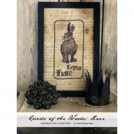 Схема Hare - Spirit Of The Woods The Primitive Hare