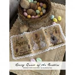 Схема Spring Queen Of The Needles The Primitive Hare