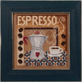 Набор Espresso Mill Hill MH142024