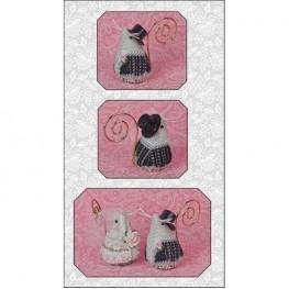 Схема Romeo the Groom Mouse Just Nan JNLERGM