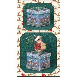 Схема 8 Tiny Reindeer Cube Just Nan JN292