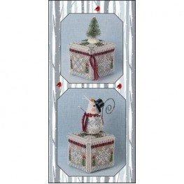 Схема Frosty Snow Cube Just Nan JN307