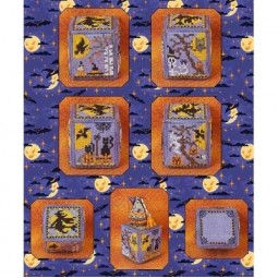 Схема Witching Hour Cube Just Nan JN303