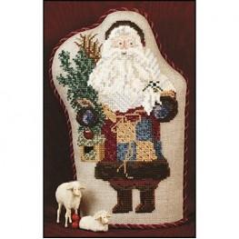 Схема Crabapple Santa Just Nan S019