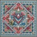 Схема Mermaid Heart Just Nan JN161