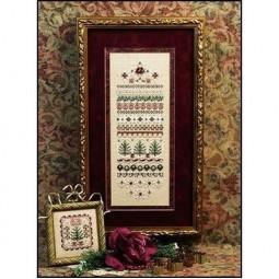Схема Christmas Memories Just Nan JN054