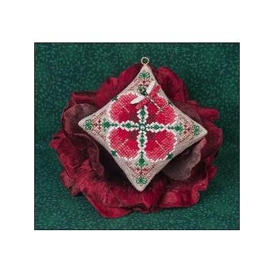 Схема Christmas Dragon Ornament Just Nan JN306