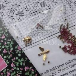 Схема Pin Keepers Garden Just Nan JN203