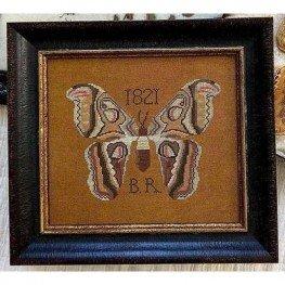 Схема B.R.'s Moth Kathy Barrick