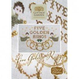 Схема Five Golden Rings Cottage Garden Samplings