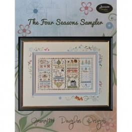 Схема The Four Seasons Sampler Jeannette Douglas